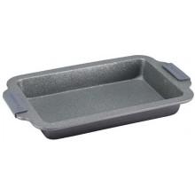BLAUMANN Gray Granit plech na pečení, 46x29x4,8 cm BL-1582