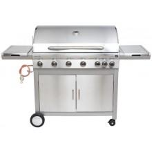 Plynový gril G21 Mexico BBQ Premium line, 7 hořáků + zdarma redukční ventil 6390306