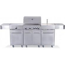 Plynový gril G21 Arizona, BBQ kuchyně Premium Line 6 hořáků + zdarma redukční ventil 6390330