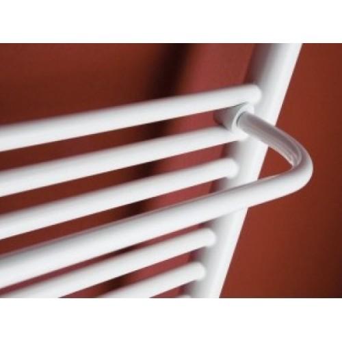 P.M.H HTC2W Držák ručníků - bílá