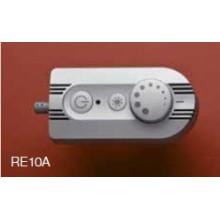 P.M.H RE10A Termostat - metalická stříbrná