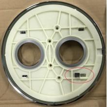VÝPRODEJ GROHE Grohtherm 1000 - Termostatická sprchová baterie pod omítku, chrom 19984000 POŠKOZENÉ!!!!!