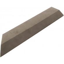 WPC Přechodová lišta pro dlaždice G21 indický teak, 38,5 x 7,5 cm rohová (pravá) 63910062