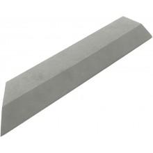 WPC Přechodová lišta pro dlaždice G21 Incana, 38,5 x 7,5 cm rohová (pravá) 63910063