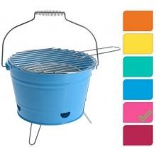 ProGarden BBQ Party Bucket gril přenosný, 27 cm, růžová KO-Y64950310ruzo