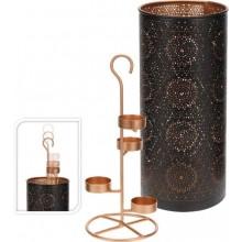 ProGarden Dekorativní svícen na 4 čajové svíčky, vysoký 30 cm KO-A04420280