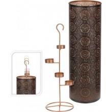 ProGarden Dekorativní svícen na 4 čajové svíčky, vysoký 50 cm KO-A04420310