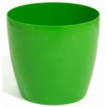 PROSPERPLAST COUBI květináč 1l, zelená DUO120