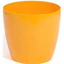PROSPERPLAST COUBI květináč 13l, žlutá DUO290