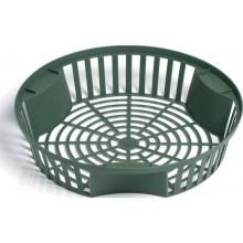 PROSPERPLAST ONION 2 plastový košík na cibuloviny 21,5cm zelený IKCS215