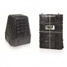 Prosperplast EVOGREEN 630L kompostér černý bez balení IKEL630C