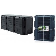 Prosperplast MODULE COMPOGREEN Kompostér 1200l černý IKLM1200C-S411