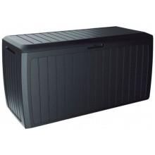 Prosperplast BOXE BOARD Zahradní box 117x47x60cm 290L antracit MBBD290-S433