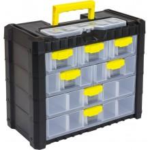 PROSPERPLAST MULTICASE Cargo Plastový organizér, 400 x 200 x 326 mm NS401