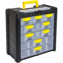 PROSPERPLAST MULTICASE Cargo Plastový organizér, 400 x 200 x 392 mm NS501
