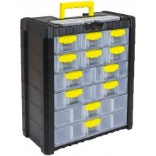 PROSPERPLAST MULTICASE Cargo Plastový organizér, 400 x 200 x 458 mm NS601