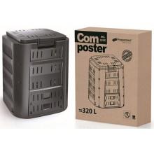 Prosperplast COMPOGREEN Kompostér 220 l, černá IKST220C