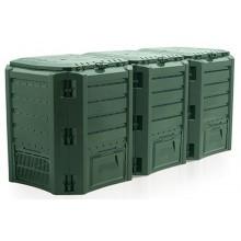 MODULE COMPOGREEN Kompostér 1200l, zelený IKSM1200Z