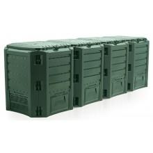 MODULE COMPOGREEN Kompostér 1600l, zelený IKSM1600Z