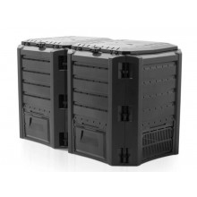 MODULE COMPOGREEN Kompostér 800l, černý IKSM800C