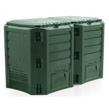 MODULE COMPOGREEN Kompostér 800l, zelený IKSM800Z