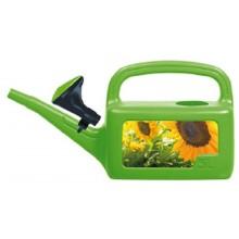 Prosperplast AQUA IML Zahradní konev 5l, zelená IKAML05