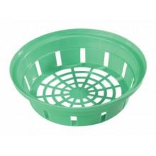 PROSPERPLAST ONION plastový košík na cibuloviny 23cm, zelená IKCE2