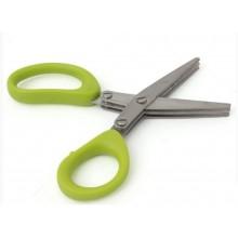 PROSPERPLAST HERBS CUT nůžky na bylinky, limetka ICUT1