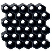 PROSPERPLAST HONEY zatravňovací tvárnice 1m2, černá IKP1C