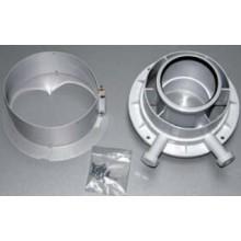 PROTHERM připojovací vertikální adaptér průměr 80/125 mm 0020109181