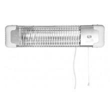 REGLETTE koupelnový infrazářič 1200 W, 600x135 mm, bílá R-1200