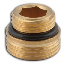 """NOVASERVIS adaptér pro připojení radiátorů 1/2"""" x 3/4"""" RA402/1520"""