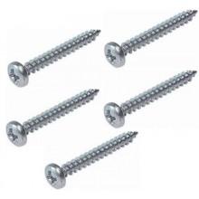 RABOVSKÝ Vrut půlkulatá hlava 6x60 mm, křížová drážka (5 kusů) 53006060