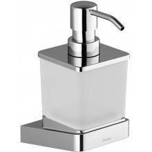 RAVAK 10° TD 231 Dávkovač na mýdlo, chrom/sklo X07P323