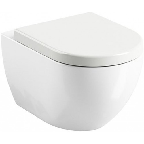 RAVAK WC Uni Chrome závěsný, bílá X01516