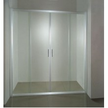 Sprchové dveře RAVAK RDP4-150 white+Transparent 0OVP0100Z1