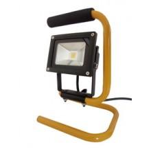 MAGG starLED Stavební reflektor s držadlem LED 10W, SB10WHALO
