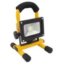 MAGG starLED Nabíjecí LED reflektor 10W, SLMCOB10NAB