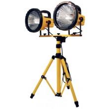 MAGG Reflektor se stativem 2x úsporná žárovka 36W TO-USPHAL100