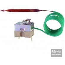 REGULUS 95A070R06/04756 Termostat prov. 25-70°C, kapilára 1 m, zl.k., vypínací 10737