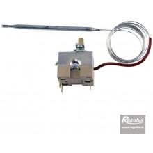 REGULUS 95B120I03/04756 Termostat provozní 0-120°C, kapilára 1,5 m, čidlo inox d=5,0mm 10932