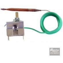 REGULUS 95B120R10/04756 Termostat provozní 12-120°C, kapilára 1,5 m, čidlo Cu d=6,5mm 10933