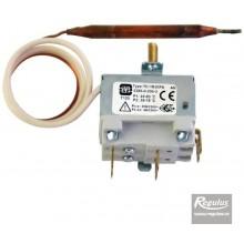 REGULUS ST/99-001 Termostat provozní, dvoustupňový 39-78/46-85°C, kapilára 1m 4462
