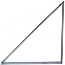 REGULUS Trojúhelníková podpěra 45° R-00149-003.01E