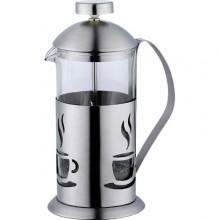 RENBERG Konvička na čaj a kávu nerez French Press 600 ml RB-3104