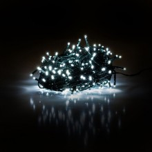 RETLUX RXL 161 8FCE 100L Vánoční osvětlení řetěz 10+5m CW studená bílá 50002188