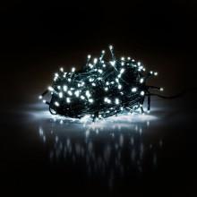 RETLUX RXL 104 100LED Vánoční osvětlení řetěz 10+5m CW studená bílá 50002205