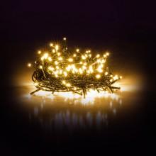 RETLUX RXL 111 200LED Vánoční osvětlení řetěz 20+5m WW teplá bílá 50002262