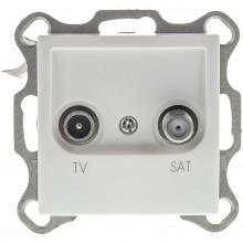 RETLUX RSB A36 AMY TV + SAT zásuvka 50002730