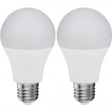 RETLUX REL 9 LED A60 2x9W E27 žárovky sada 2ks 50003291